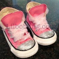 Bling Converse for Babies and Toddlers