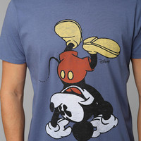 Junk Food Mickey Handstand Tee