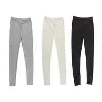 Essential Footless Leggings | FashionShop【STYLENANDA】
