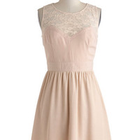 A Blush of Excitement Dress | Mod Retro Vintage Dresses | ModCloth.com