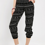 Urban Outfitters - Silence & Noise Rib Trim Pull-On Pant