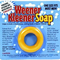 Amazon.com: Design Sense Generic Weener Kleener Soap: Toys & Games