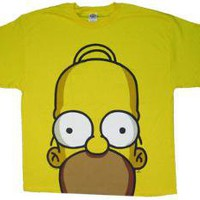Homer Huge Face T-Shirt