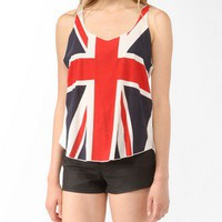 Union Jack Racerback Tank | FOREVER 21 - 2017307030