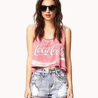 Burnout Coca-Cola™ Tank