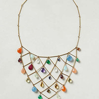 Anthropologie - Raina Bib Necklace