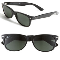 Ray-Ban 'New Large Wayfarer' 55mm Sunglasses | Nordstrom