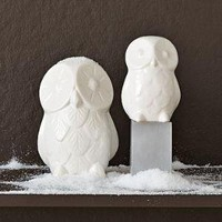 Ceramic Owls | west elm