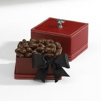 Chocolate Covered Almonds Gourmet Knob Box - F11507