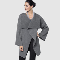 Gray Fleece Jacket