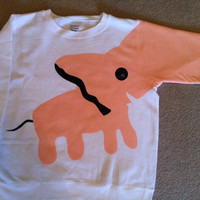 PREMADE Elephant Sweatshirt Women's Medium by twentyfifthandgrey