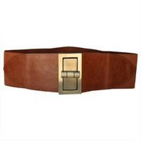 twist of fate wide belt in tan - $12.99 : ShopRuche.com, Vintage Inspired Clothing, Affordable Clothes, Eco friendly Fashion