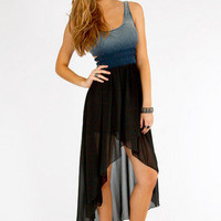 Billy Jeans Caged Dress $47