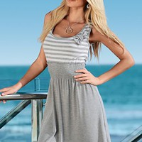 Scoop neck tank dress from VENUS