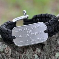 Survival Straps -Dog Tag SurvivalStrap Gear