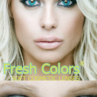 Light Blue Contact Lenses by Fresh Colors