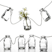 Design Ideas Garland, Glass Bottles - Collections - for the home - Macy's