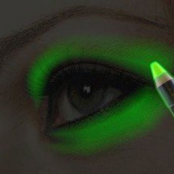 Glow in the Dark Body Art Makeup Pencil (Set of 4)