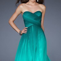 La Femme 18497 Dress - MissesDressy.com