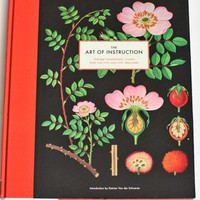 The Art of Instruction on Botany and Biology book at ShopRuche.com