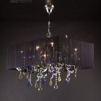 PLC Lighting 34118PC - Torcello Contemporary Crystal Chandelier PLC-34118-PC