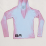 BA - Pink to Blue - Women's - Color Changing Hooded Half Zip -