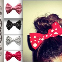 *free ship* Large Hair Bow