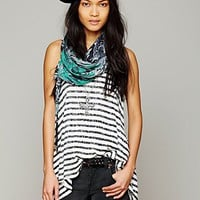 Free People Asymmetrical Scarf