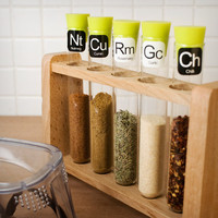 Scientific Spice Rack at Firebox.com