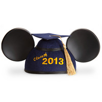 Disney Mickey Mouse Graduation Ear Hat | Disney Store