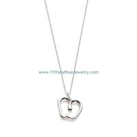 Find The Last Cheap Tiffany & Co Elsa Peretti Apple Pendant Necklace In Tiffanybluejewelry.com