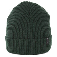 Brixton Heist Beanie - Hunter Green at Urban Industry