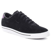 Nike Zoom Match Classic Qs Shoes - Black/black-Wine at Urban Industry