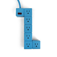 Kikkerland Design Inc   » Products  » Blok Power Strip