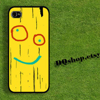 iPhone 4 5 Smile Mr.Plank - iPhone 4 Case Samsung Galaxy S3 Case Ed Edd & Eddy