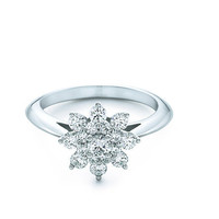 Tiffany & Co. | Engagement Rings | Tiffany Flower | United States