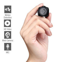 (Worldâ??s Smallest Camera) Atom HD - Mini DVR with 72 Degree Angle