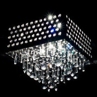 Crystal Chandelier with 9 lights