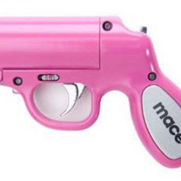 Mace Pepper Gun (Pink): Sports & Outdoors