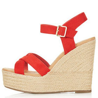 Raffia Wedges