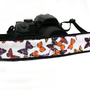 Butterflies Camera Strap. dSLR Camera Strap. Women Accessories.