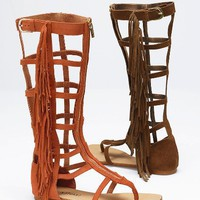 Fringe Gladiator Sandal - Colin Stuart - Victoria&#x27;s Secret