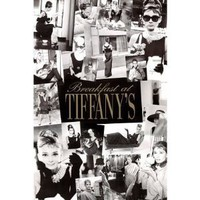 Amazon.com: Movies Posters: Audrey Hepburn - Breakfast At Tiffany's Collage - 35.7'x23.8': Home & Kitchen