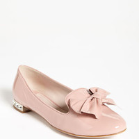 Miu Miu Smoking Slipper | Nordstrom