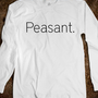 Peasant - Goodii - Skreened T-shirts, Organic Shirts, Hoodies, Kids Tees, Baby One-Pieces and Tote Bags