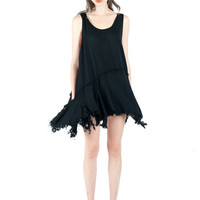 Stray Dress (Black): UNIF