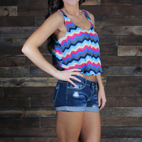 Summer Sizzle Crop Top