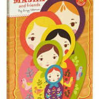 Masha and Friends Stationery Set | Mod Retro Vintage Books | ModCloth.com
