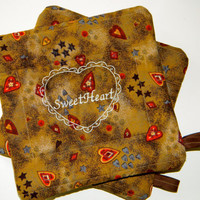 50 off Foodie Sweetheart Gift Pot Holders by GrowingPhasesFarm