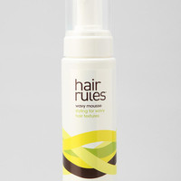 Hair Rules Wavy Hair Mousse
